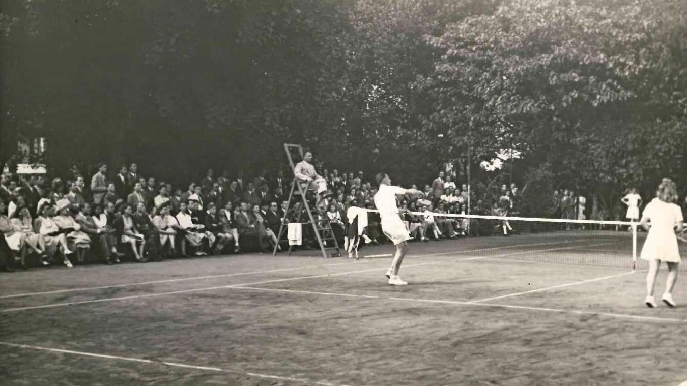 Le Racing Tennis Club de Roubaix 1897 – Le lawn tennis au pays du football